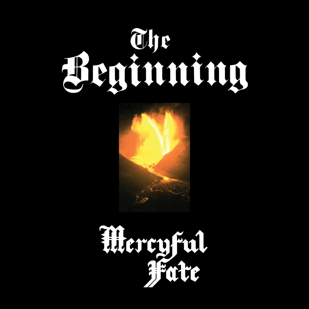 Mercyful Fate - The Beginning [Limited Edition Amber LP]
