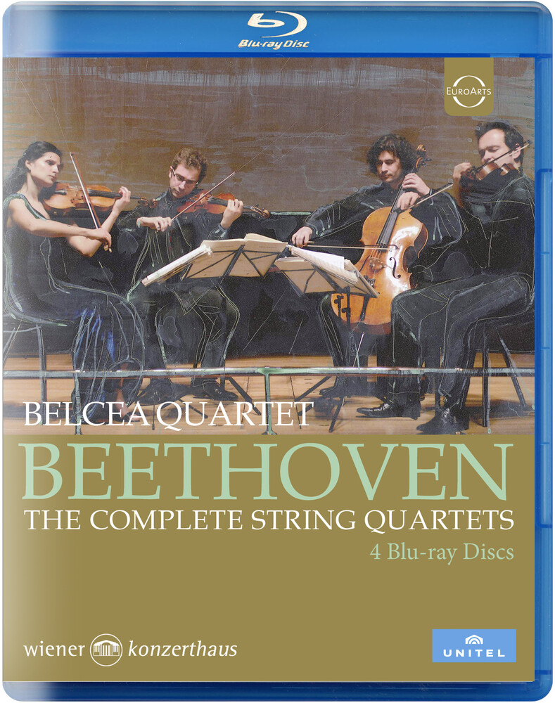 - Beethoven: The Complete String Quartets (4pc)