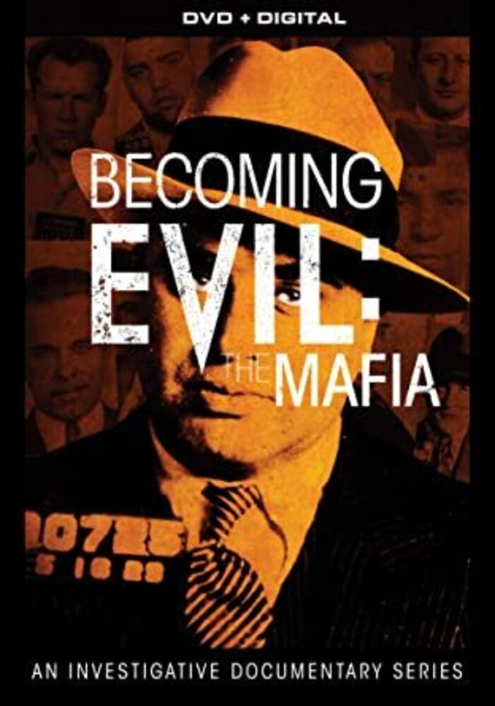 Becoming Evil: The Mafia - Becoming Evil: The Mafia (4pc) / (Box Digc)