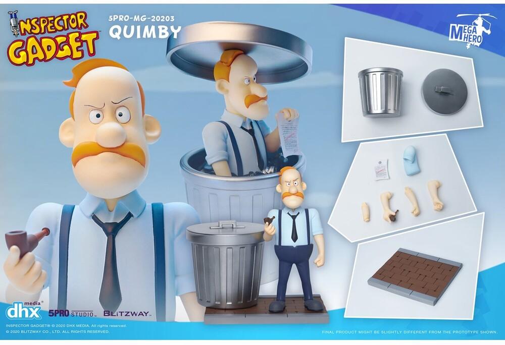 Blitzway - Blitzway - Inspector Gadget - Quimby, 5Pro Studio MEGAHERO Series
