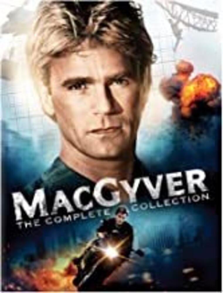 Macgyver: Complete Collection - Macgyver: Complete Collection (39pc) / (Box Full)
