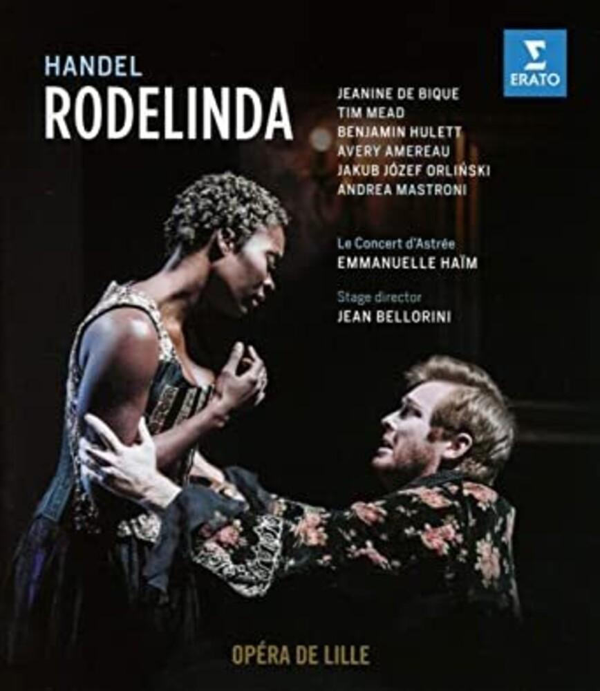 Orlinski, Jakub Jozef / De Bique, Jeanine / Mead, Tim - Handel: Rodelinda
