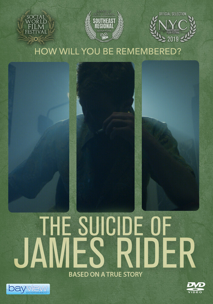 - The Suicide Of James Rider