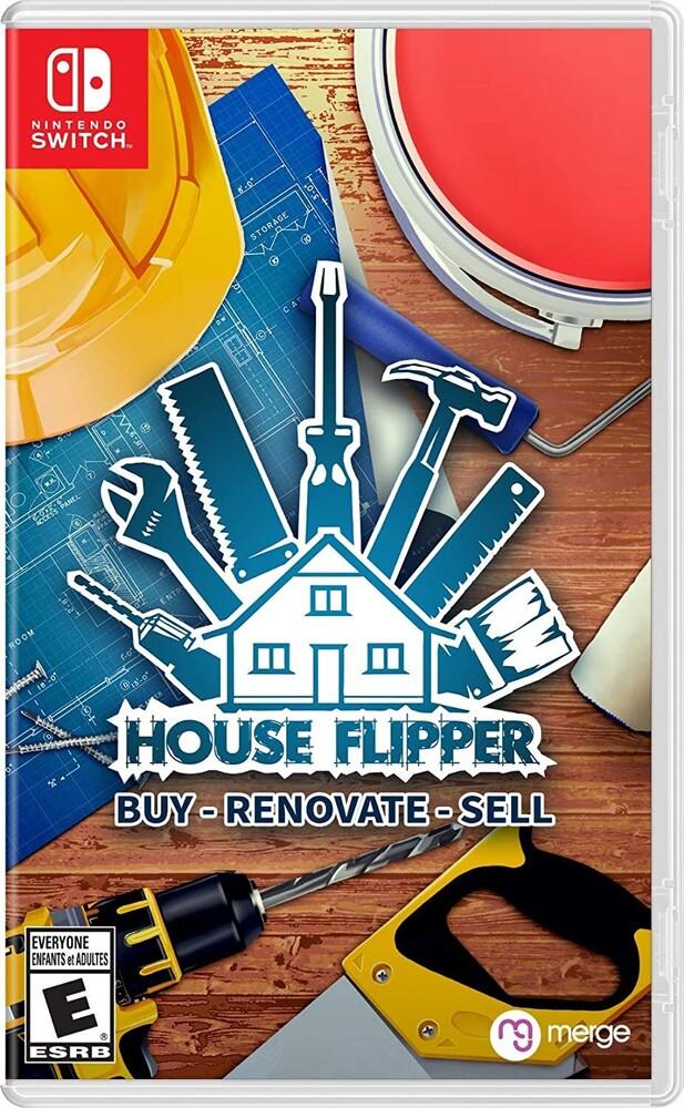 - House Flipper for Nintendo Switch