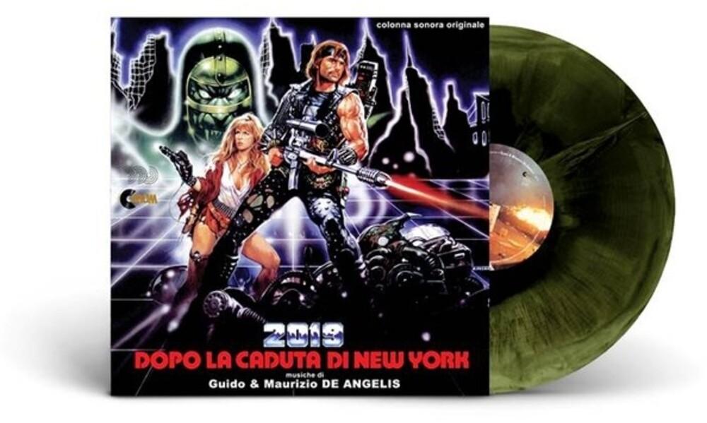 De Guido Angelis / De Angelis,Maurizio Colv - 2019 Dopo La Caduta Di New York [Colored Vinyl] (Ita)