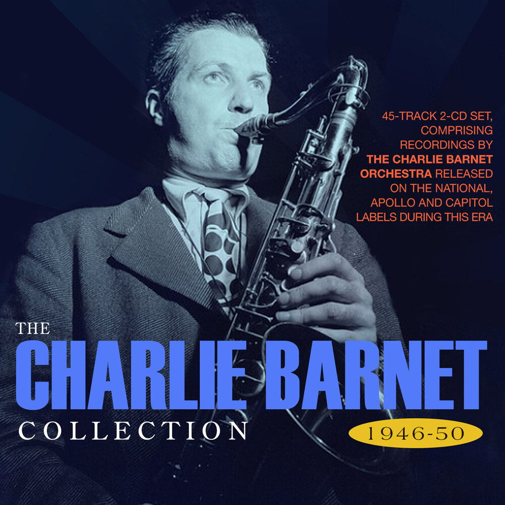Charlie Barnet - Collection 1946-50