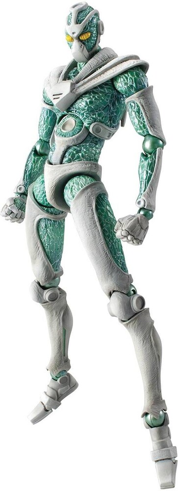 - Good Smile Company - JoJo's Bizarre Adventure Part 3 - Chozo KadoHierophant Green Action Figure
