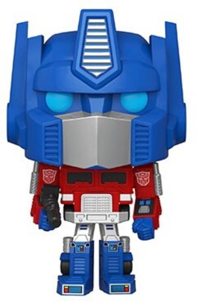 Funko Pop! Vinyl: - FUNKO POP! VINYL: Transformers- Optimus Prime