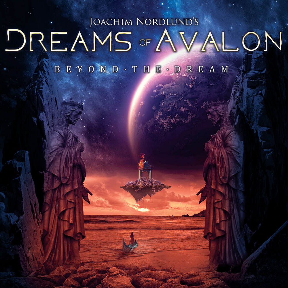 Dreams Of Avalon - Beyond The Dream (Blue Vinyl) (Blue)
