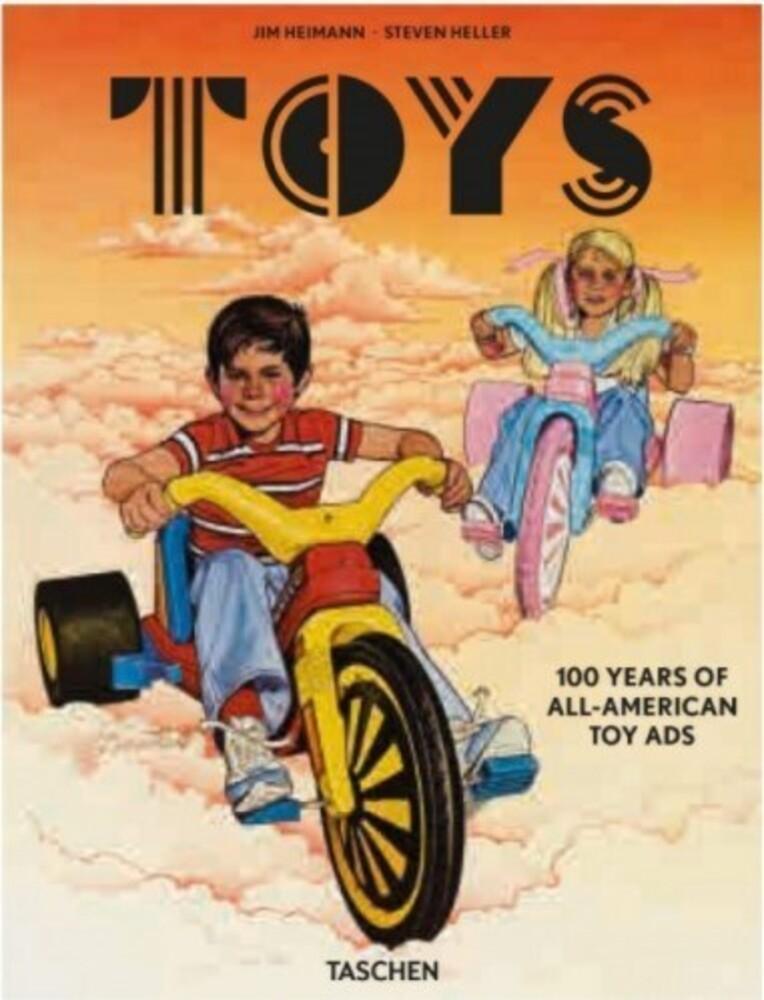 - Jim Heimann. The Toy Book