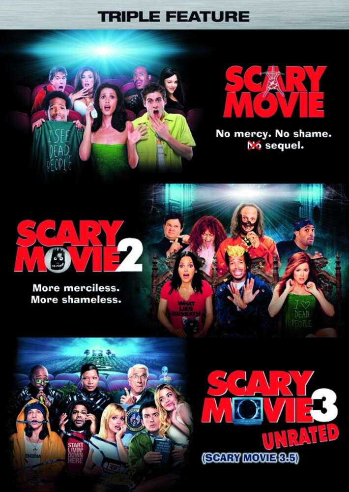 Scary Movie Collection - Scary Movie Collection (3pc) / (3pk Amar Dub Sub)