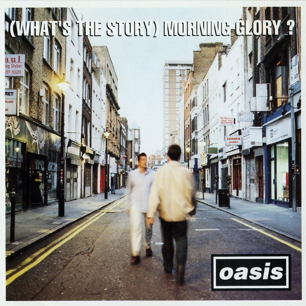Oasis - (Whats The Story) Morning Glory: 25th Anniversary [Silver 2LP]