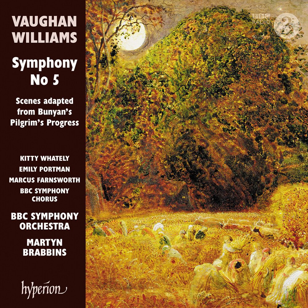 Bbc Symphony Orchestra / Martyn Brabbins - Vaughan Williams: Symphony No.5