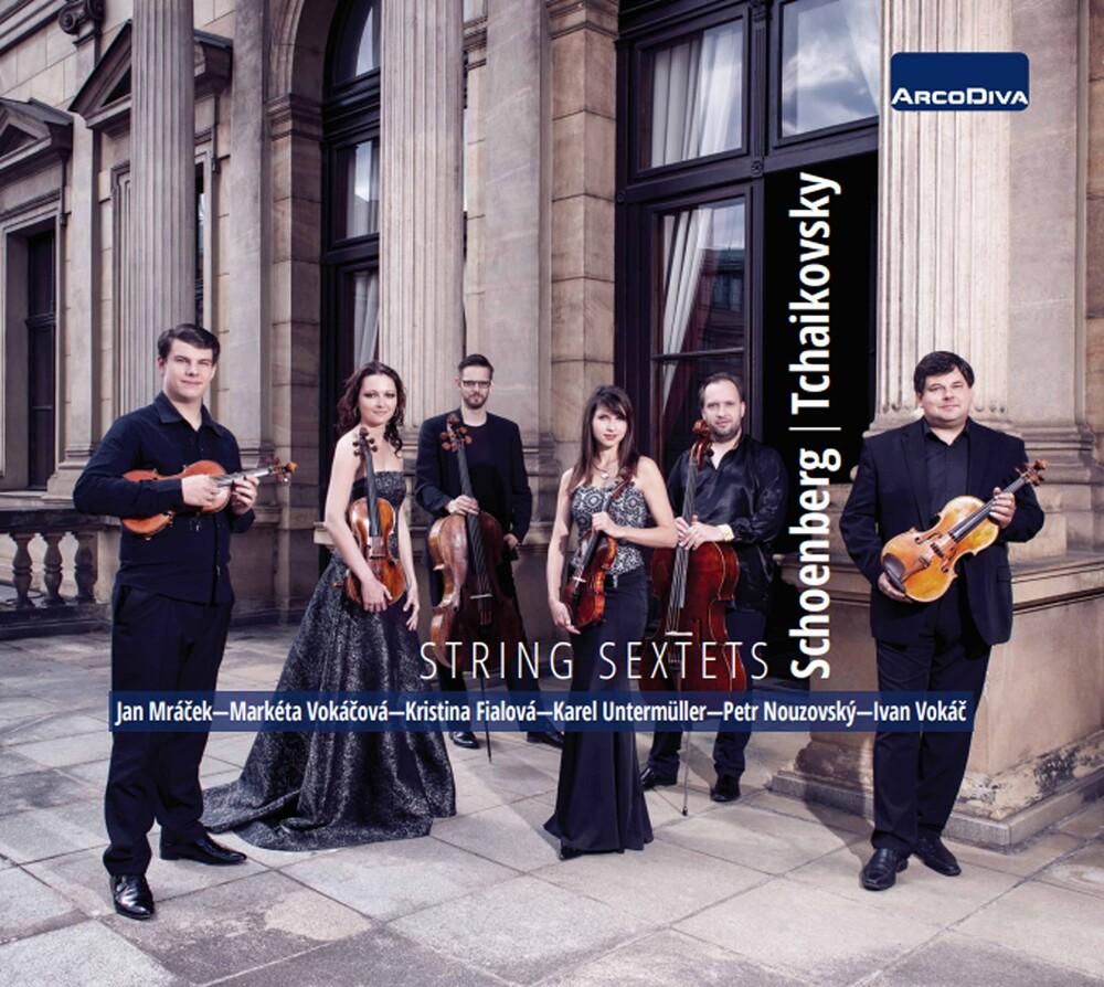 Schoenberg / Mracek / Vokac - String Sextets