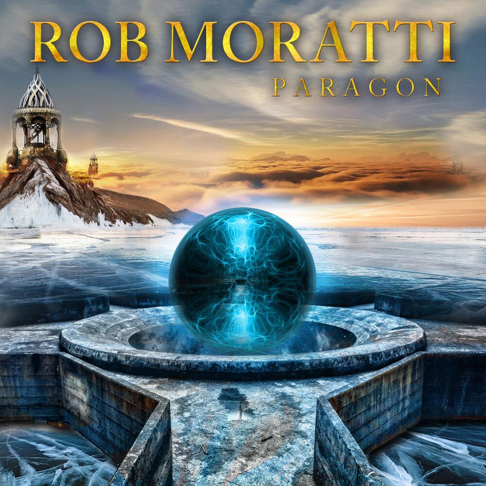 Moratti Rob - Paragon