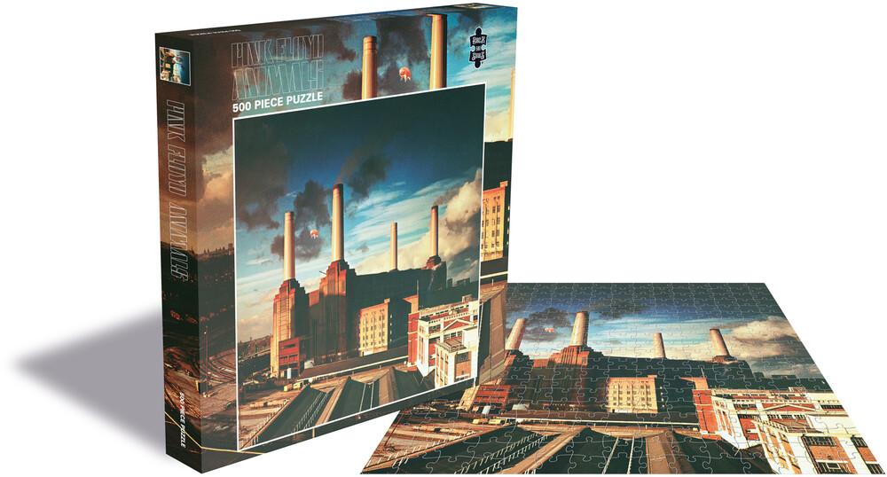 Pink Floyd - Pink Floyd Animals (500 Piece Jigsaw Puzzle)