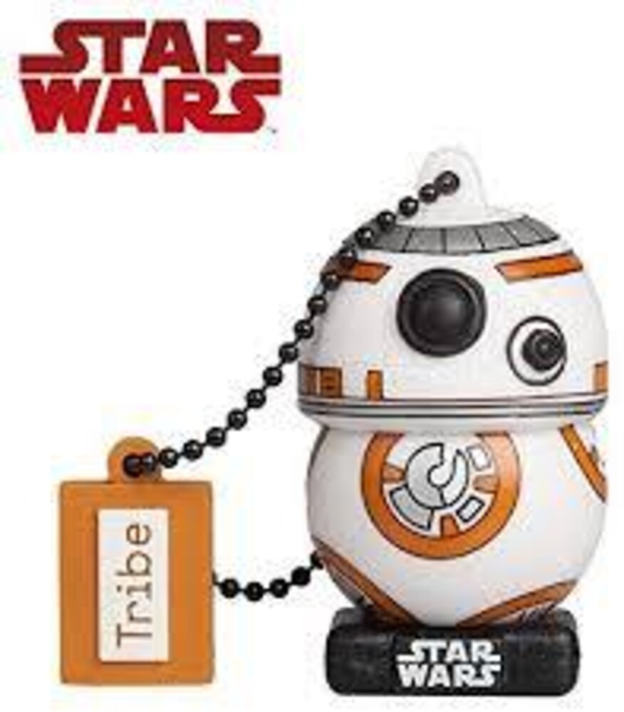 - Tribe Star Wars BB8 32GB USB Flash Drive