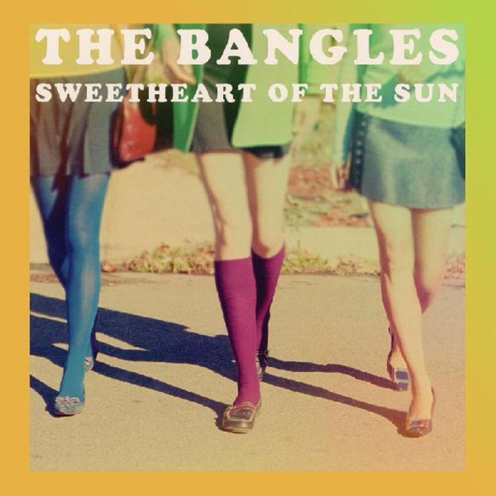 Bangles - Sweetheart Of The Sun [Colored Vinyl] (Pnk) (Purp)