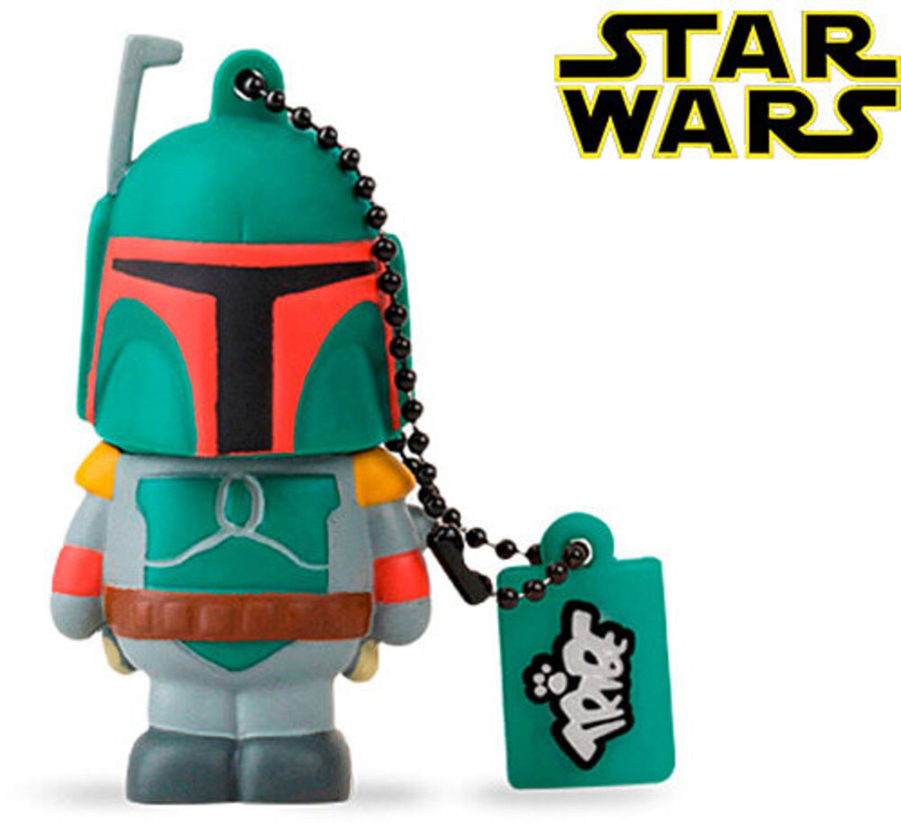 - Tribe Star Wars Boba Fett 16GB USB Drive
