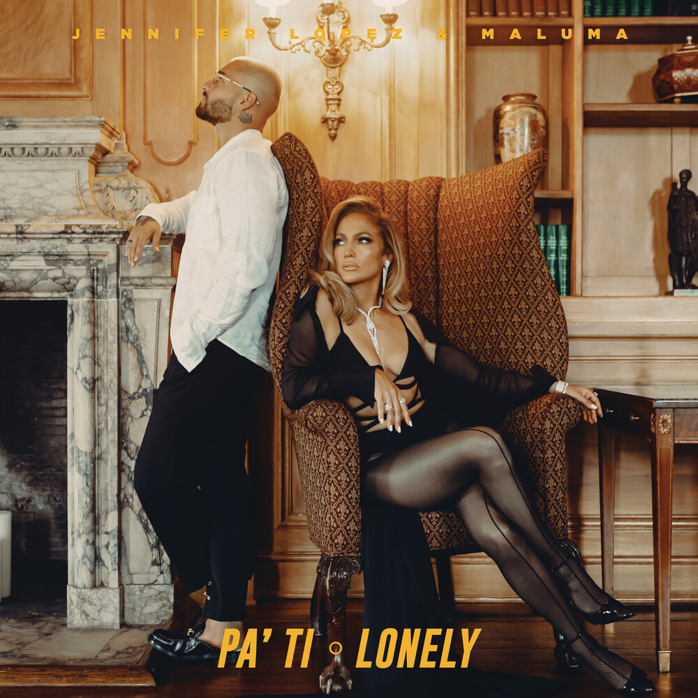 Jennifer Lopez / Maluma - Pa Ti + Lonely [Colored Vinyl] (Gate) (Ofv) (Trq)