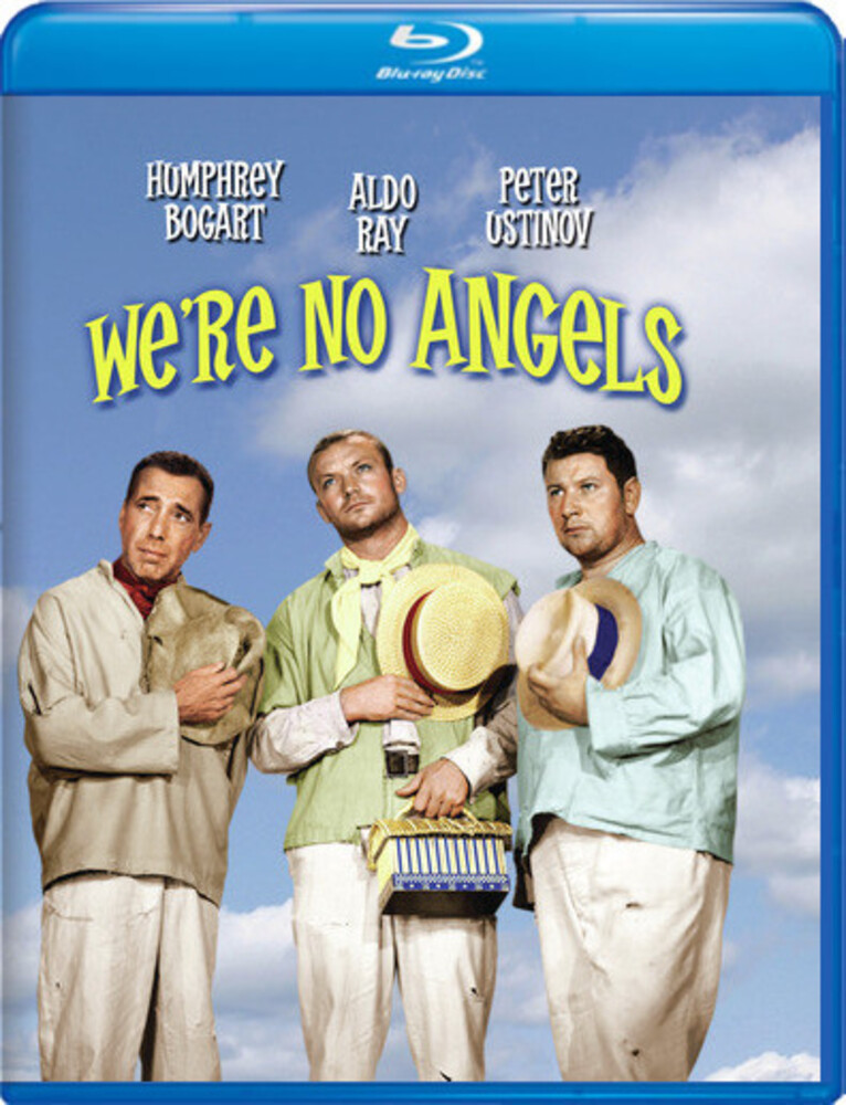 We're No Angels (1955) - We're No Angels (1955) / (Mod)