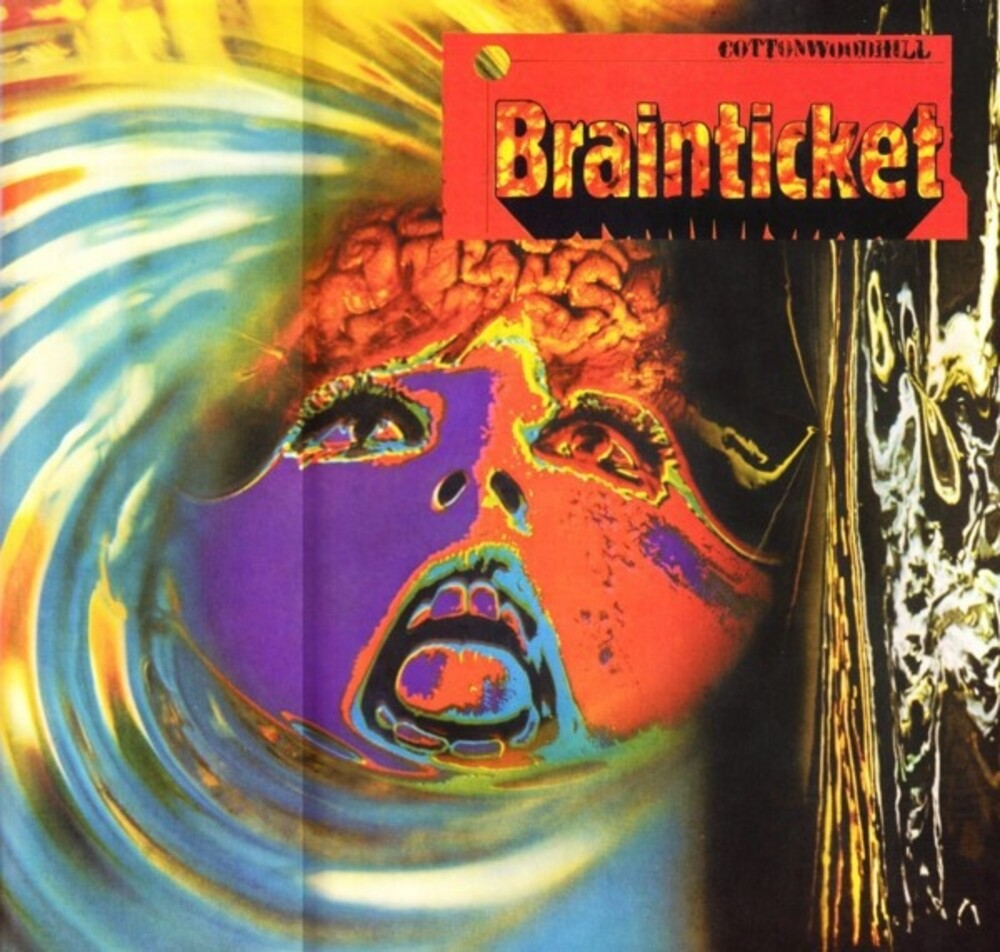Brainticket - Cottonwoodhill [Clear Vinyl]
