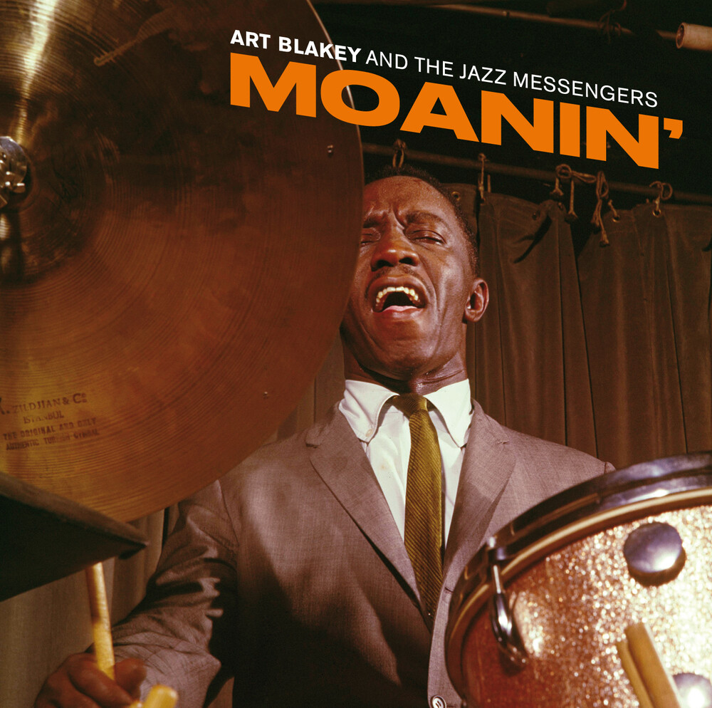 Art Blakey - Moanin [Includes Bonus Tracks]