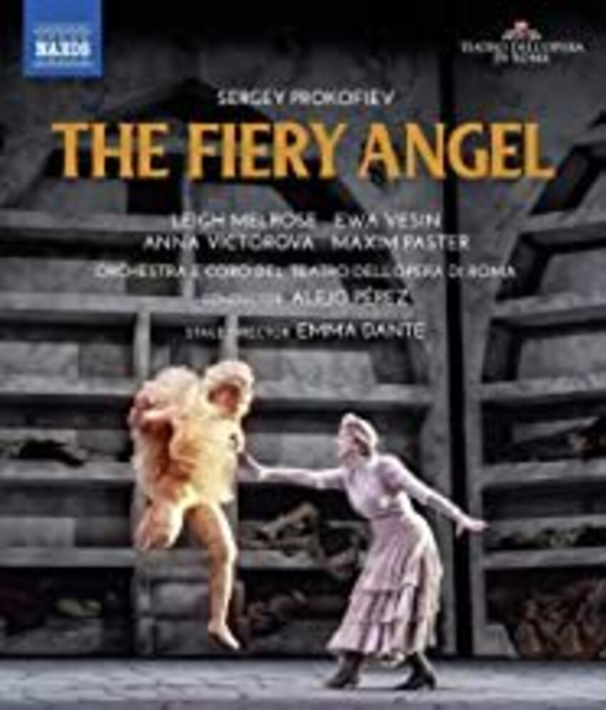 Prokofiev / Perez - Fiery Angel