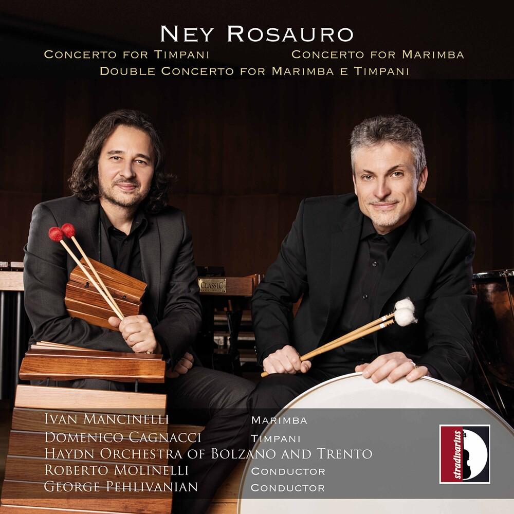 Rosauro / Mancinelli / Pehlivanian - Ney Rosauro