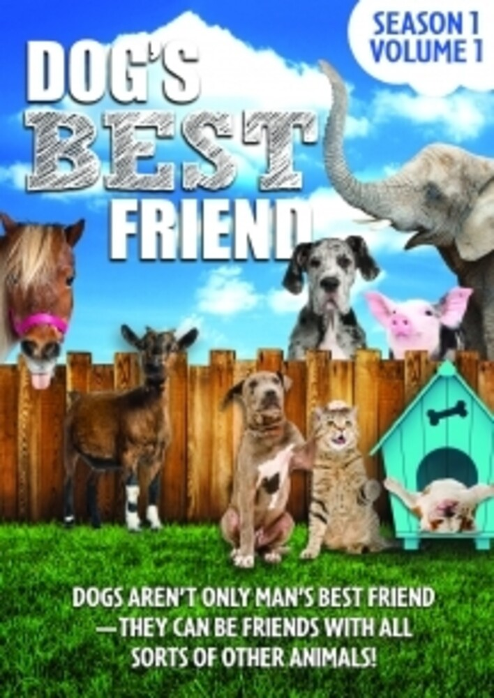 Dog's Best Friend: Season 1 Volume 1 - Dog's Best Friend: Season 1 Volume 1