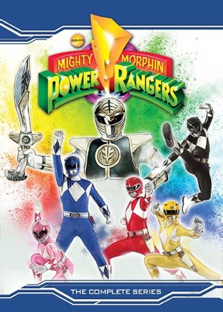 Mighty Morphin Power Rangers: Complete Series - Mighty Morphin Power Rangers: The Complete Series