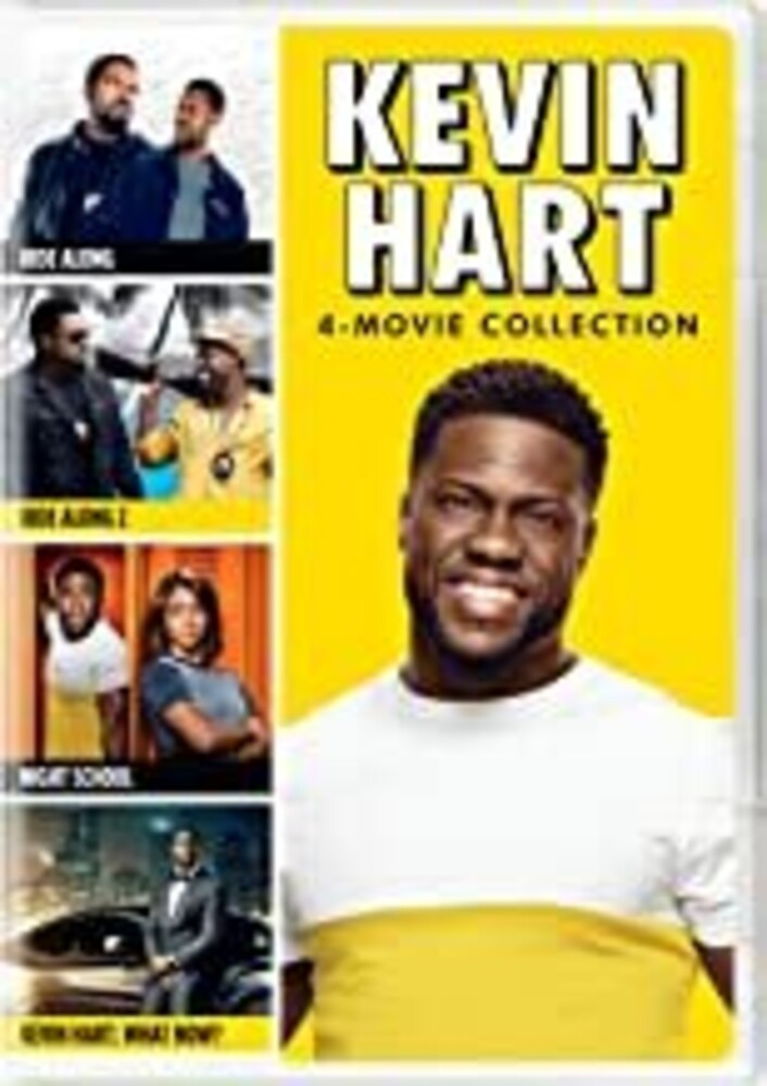 Kevin Hart 4-Movie Collection - Kevin Hart 4-Movie Collection