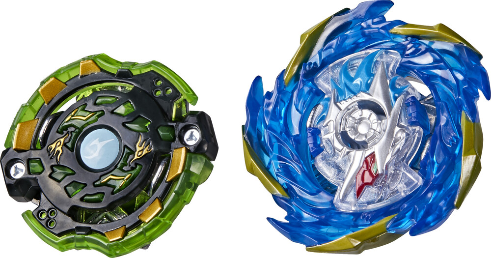 Bey Sps Dual Pack 007 - Hasbro Collectibles - Beyblade Sps Dual Pack 7