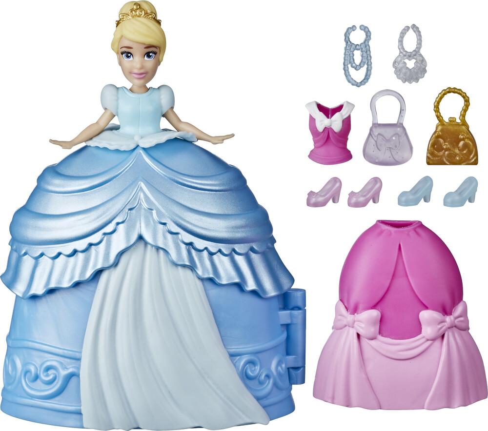 - Hasbro Collectibles - Disney Princess Sd Skirt Surprise Cinderella