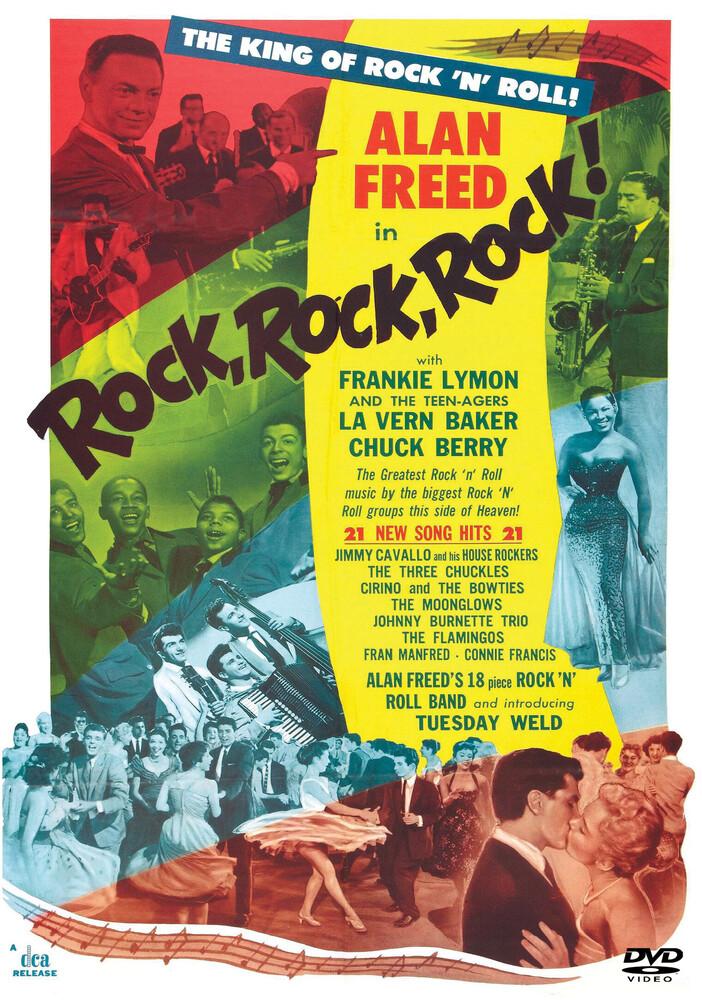 Rock Rock Rock! - Rock, Rock, Rock!