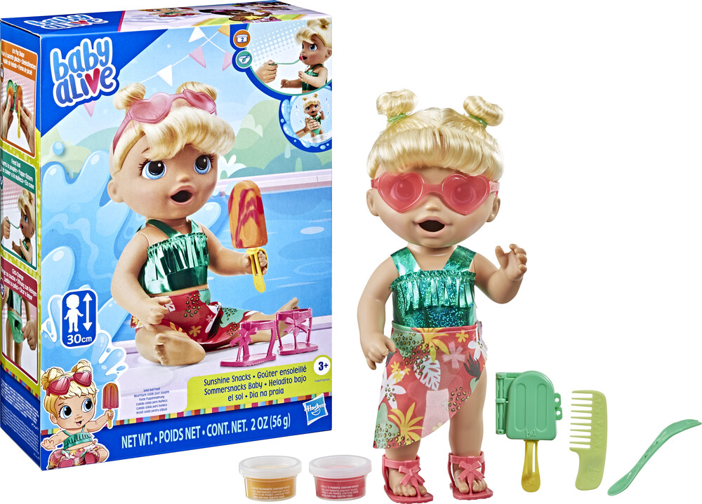 Ba Sprinkle Squad Ast - Hasbro Collectibles - Baby Alive Sprinkle Squad Assortment
