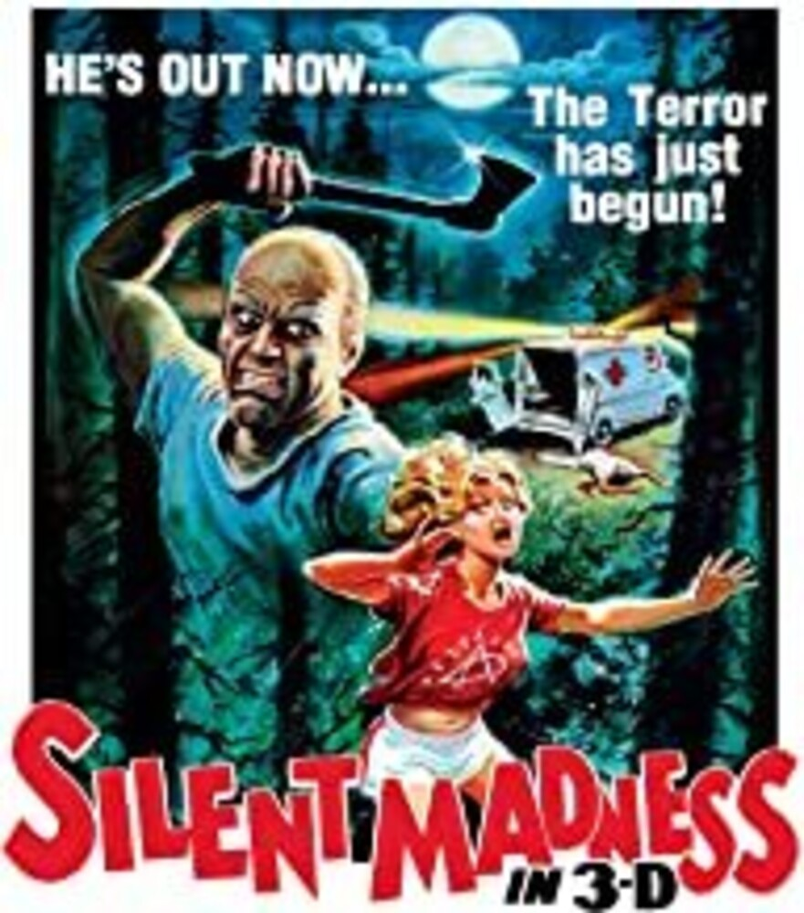 Silent Madness - Silent Madness (2pc) / (2pk 3-D Ws)