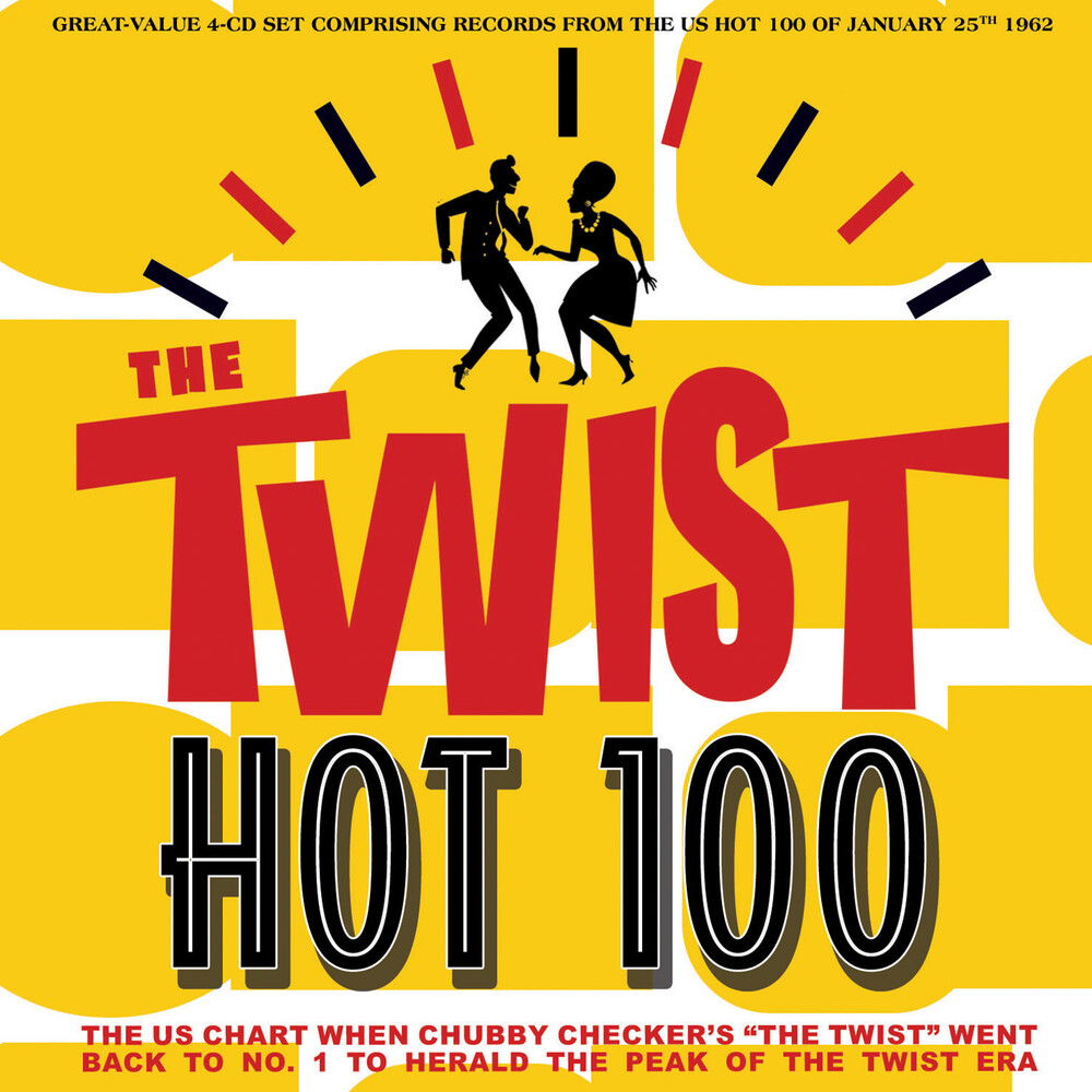 Twist Hot 100 25th January 1962 / Various - Twist Hot 100 25th January 1962 / Various
