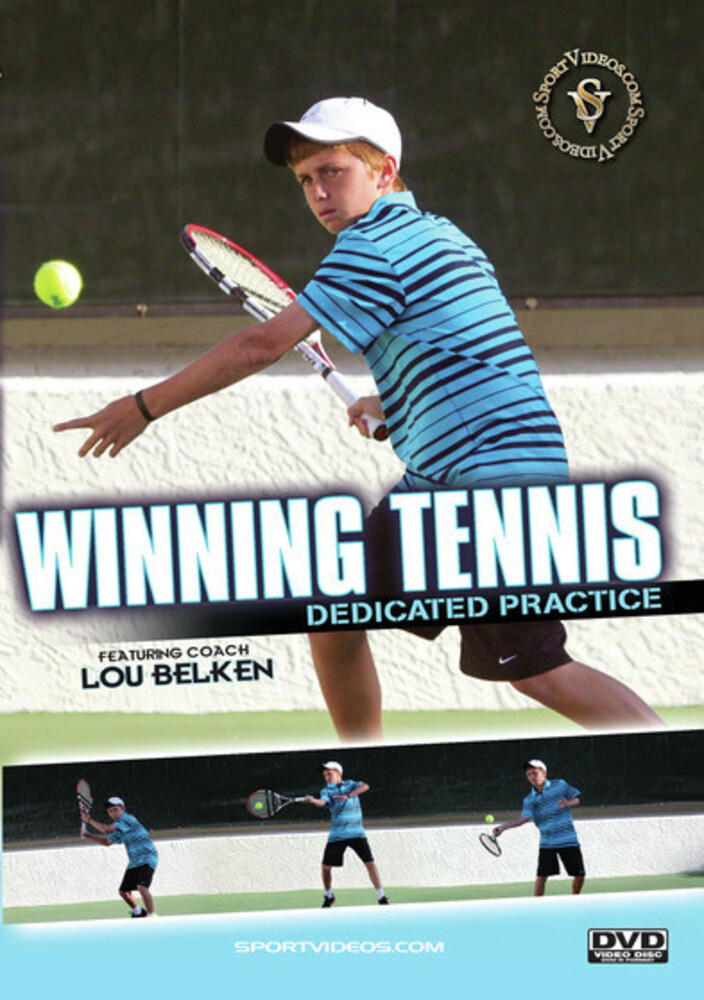 Winning Tennis: Dedicated Practice - Winning Tennis: Dedicated Practice / (Mod)