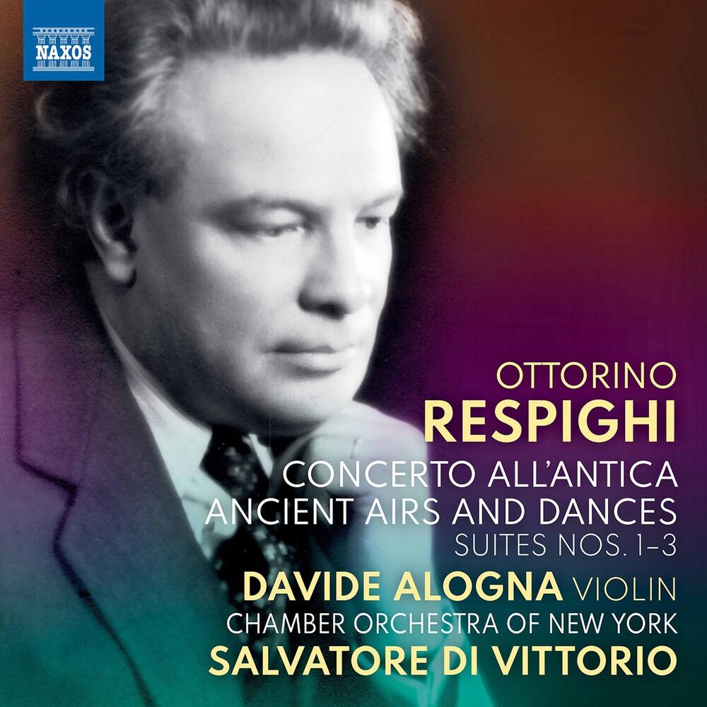 Davide Alogna - Concerto All'antica