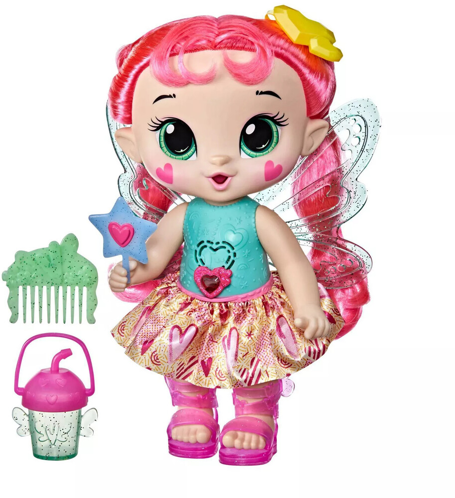 Ba Fantasy Driver Doll 3 - Hasbro Collectibles - Baby Alive Fantasy Driver Doll 3