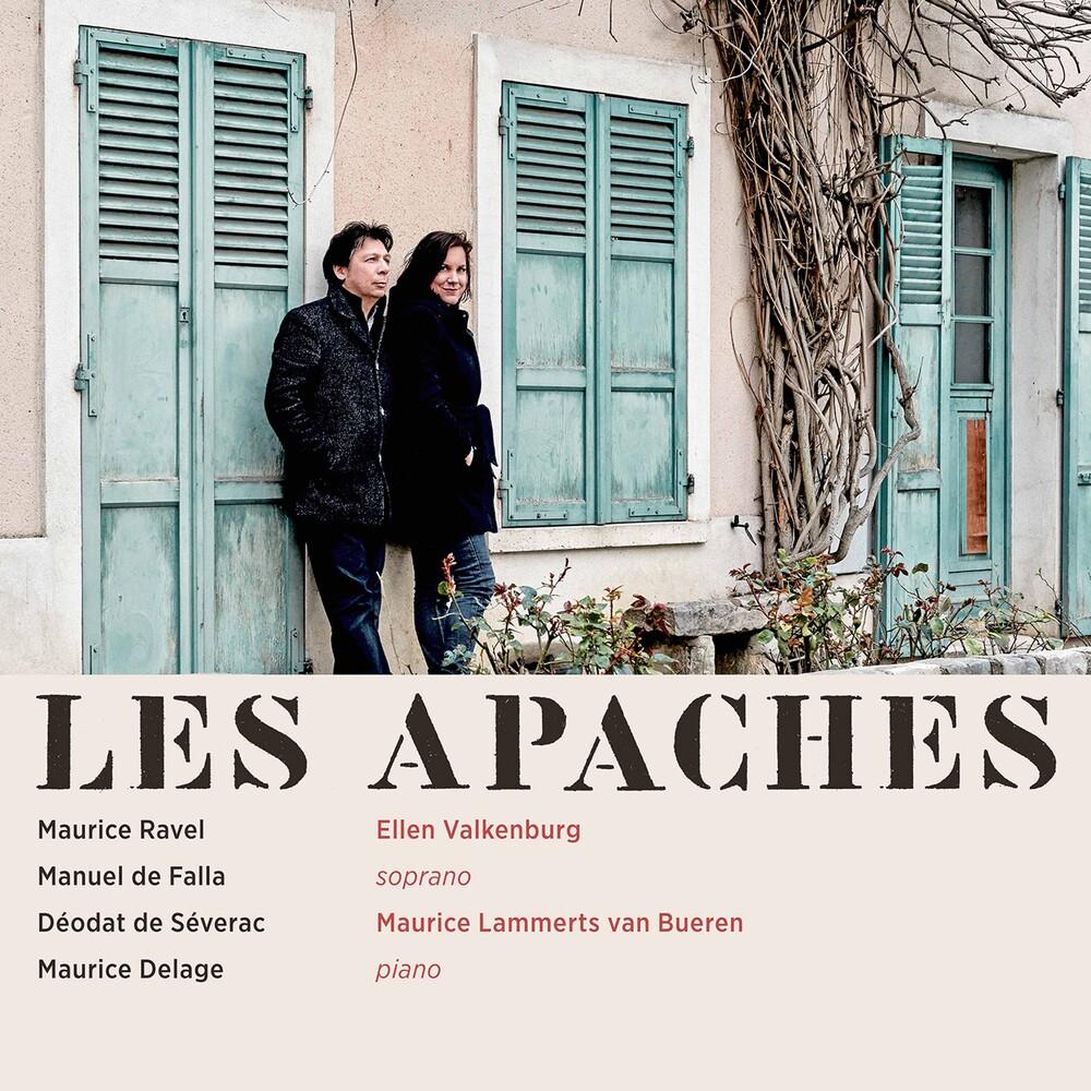 Les Apaches / Various - Les Apaches