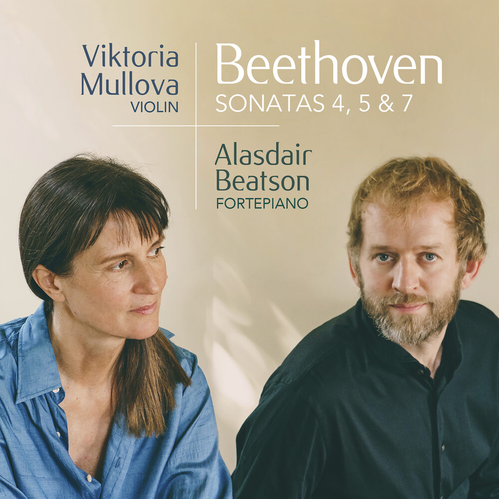 Viktoria Mullova - Beethoven: Sonatas 4 5 & 7
