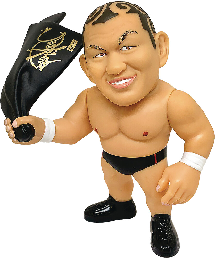 Good Smile Company - Good Smile Company - 16D Coll New Japan Pro Wrestling Minoru SuzukiVinyl Figure