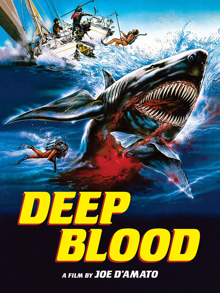 Deep Blood - Deep Blood