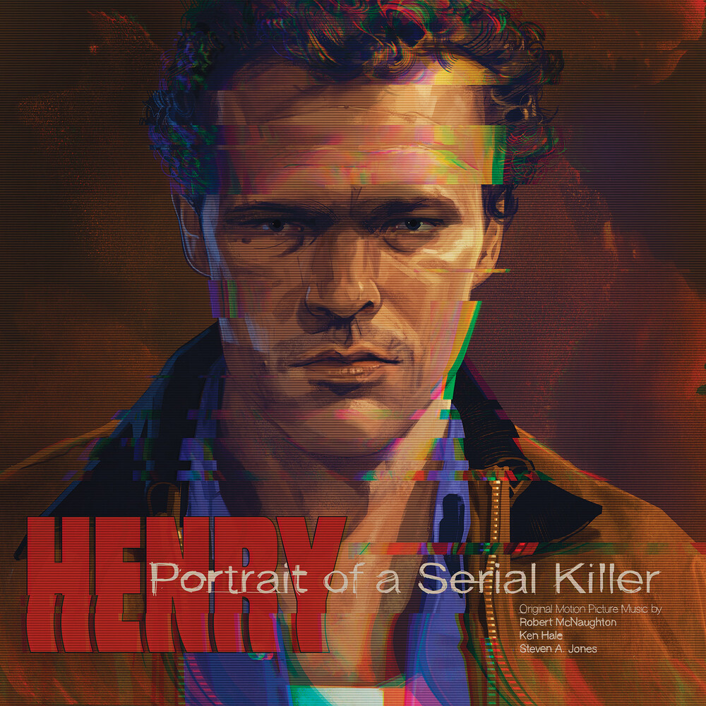 Henry: Portrait Of A Serial Killer / O.S.T. (Cvnl) - Henry: Portrait Of A Serial Killer / O.S.T. [Clear Vinyl]