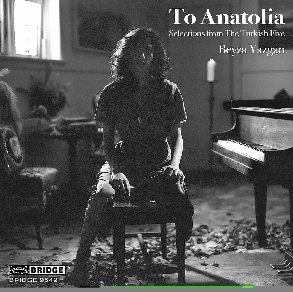 To Anatolia / Various - To Anatolia