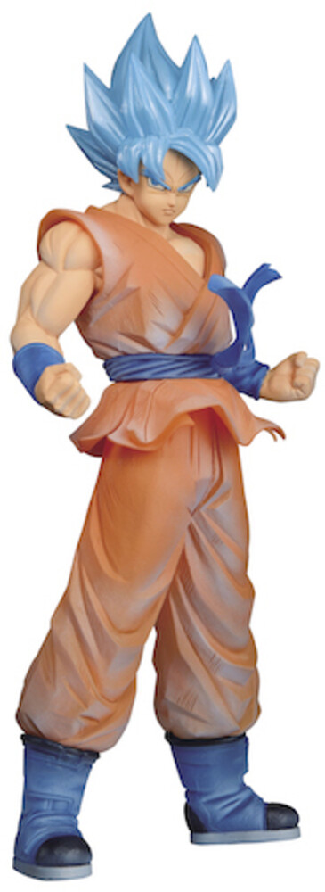Banpresto - BanPresto - Dragon Ball Super Clearise SSG Super Saiyan Son Goku Figure