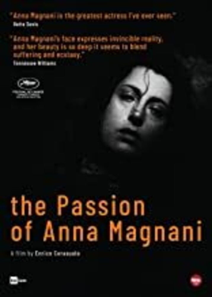 Passion of Anna Magnani - The Passion of Anna Magnani