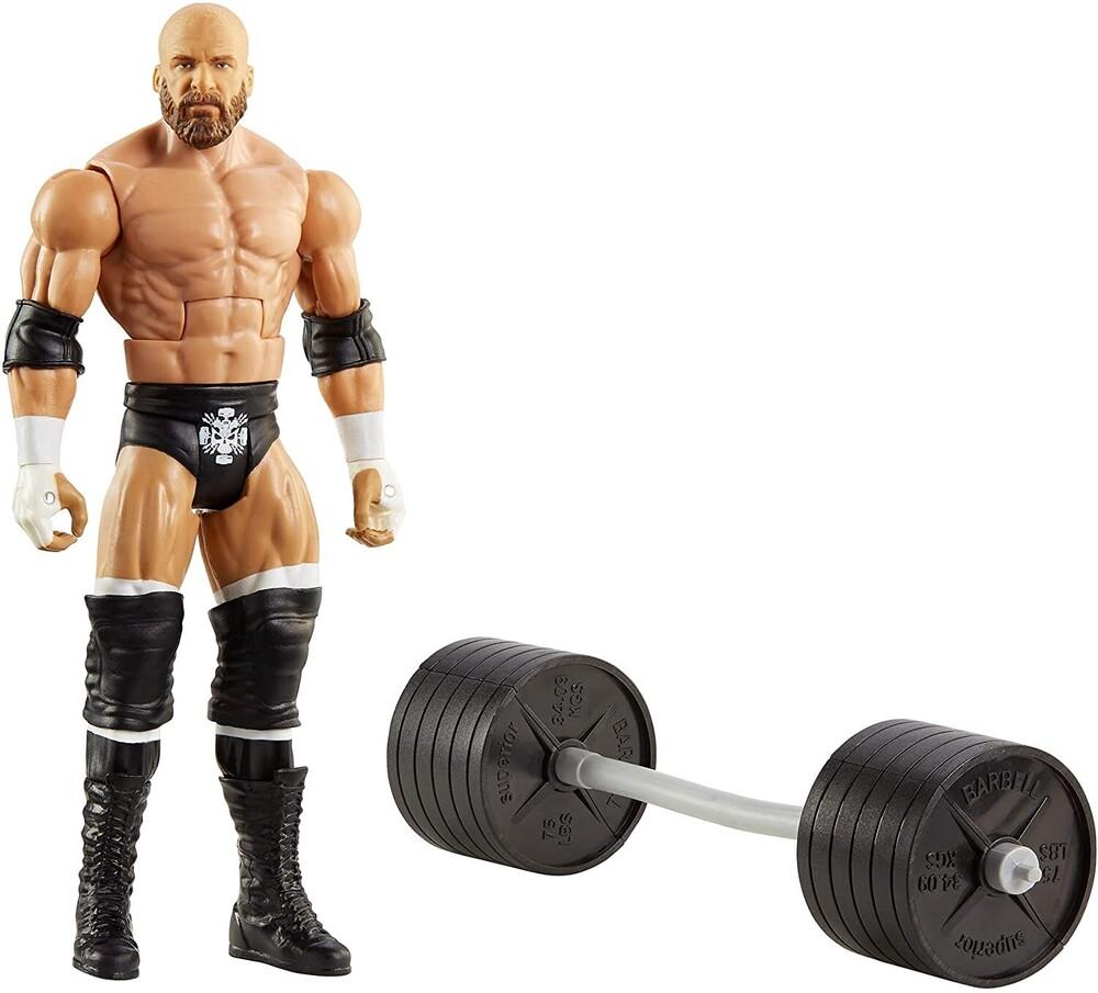 WWE - Mattel Collectible - WWE Wrekkin' Figure Triple H